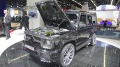 Brabus 900 based on Mercedes-AMG G65 front three quarters