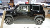 Citroen E-Mehari Styled by Courreges side at IAA 2017