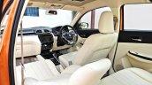 Custom 2017 Maruti Dzire by KitUp Automotive interior