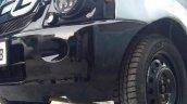 Custom Maruti Wagon R 'RDxRaider' bumper