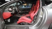 Ferrari 812 Superfast front seats at IAA 2017