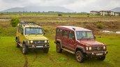 Force Gurkha BS4 launched