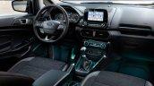 Ford EcoSport ST-Line EcoBlue interior