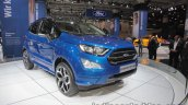 Ford EcoSport ST-Line at IAA 2017