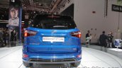 Ford EcoSport ST-Line rear at IAA 2017