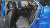 Ford EcoSport ST-Line rear seat at IAA 2017