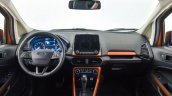 Ford EcoSport facelift China dashboard