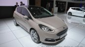 Ford Fiesta Vignale front three quarters at IAA 2017