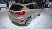 Ford Fiesta Vignale rear three quarters at IAA 2017