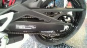 Honda CB150R ExMotion Live Images chain drive