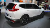 Honda CR-V Hybrid Prototype rear three quarters at IAA 2017