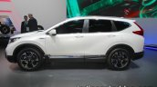 Honda CR-V Hybrid Prototype side at IAA 2017