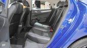 Honda Civic sedan rear seat at IAA 2017