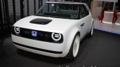 Honda Urban EV Concept headlamp bumper windshied at IAA 2017