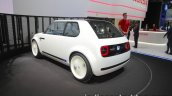 Honda Urban EV Concept rear three quarters