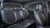 Hyundai Creta Sport rear seats