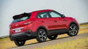 Hyundai Creta Sport rear three quarters right side