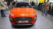 Hyundai Kona front at IAA 2017