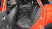 Hyundai Kona rear seat at IAA 2017