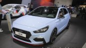 Hyundai i30 N at IAA 2017