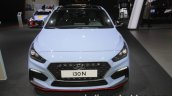 Hyundai i30 N front at IAA 2017