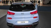 Hyundai i30 N rear at IAA 2017