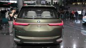 BMW Concept X7 iPerformance rear at IAA 2017
