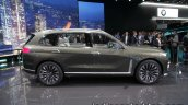 BMW Concept X7 iPerformance side at IAA 2017