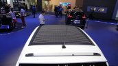 Renault Twingo La Parisienne roof at IAA 2017