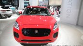 Jaguar E-Pace front at IAA 2017