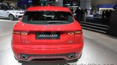Jaguar E-Pace rear at IAA 2017