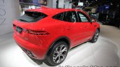Jaguar E-Pace rear three quarter at IAA 2017