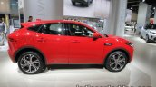 Jaguar E-Pace side at IAA 2017