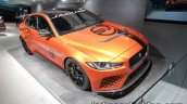 Jaguar XE SV Project 8 at the IAA 2017