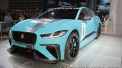 Jaguar i-Pace eTrophy at the IAA 2017