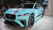 Jaguar i-Pace eTrophy at the IAA 2017
