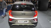 Kia Picanto X-Line rear at IAA 2017
