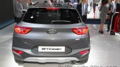 Kia Stonic rear at IAA 2017