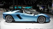 Lamborghini Aventador S Roadster profile at the IAA 2017