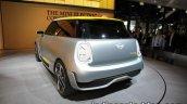 MINI Electric Concept rear three quarters at IAA 2017