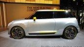 MINI Electric Concept side profile at IAA 2017