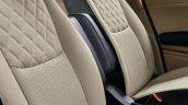 Mahindra TUV300 T10 brochure faux leather seats