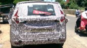 Mahindra U321 rear spy shot