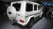 Mercedes-AMG G 63 Exclusive Edition rear three quarter at IAA 2017