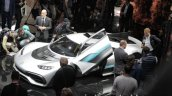 Mercedes-AMG Project ONE at IAA 2017 front
