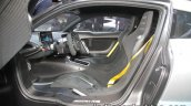 Mercedes-AMG Project ONE seats at IAA 2017