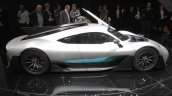 Mercedes-AMG Project ONE side at IAA 2017