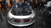 Mercedes-Benz Concept EQA front at the IAA 2017