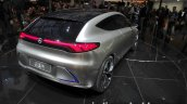 Mercedes-Benz Concept EQA rear three quarter at the IAA 2017