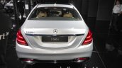 Mercedes-Benz S 560 e rear at IAA 2017